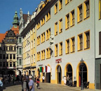 Dresden, Hyperion Hotel Dresden am Schloss