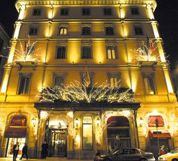 Mailand & Venedig, Grand Hotel & Bauer Il Palazzo