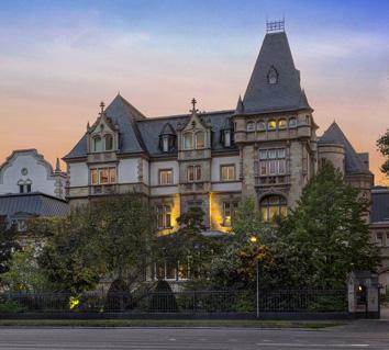 , Villa Kennedy