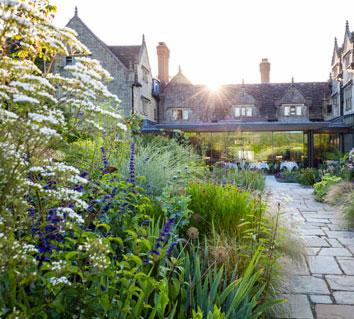 , Gravetye Manor