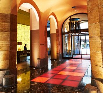 , Steigenberger Grandhotel Handelshof