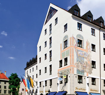 , Platzl Hotel München