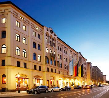 München, Vier Jahreszeiten Kempinski