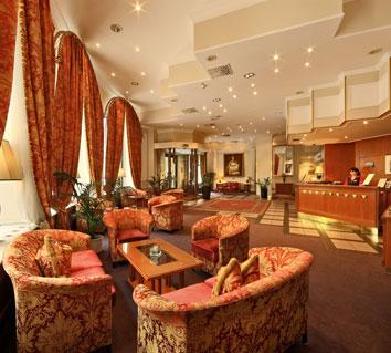 Prag, Grand Hotel Bohemia