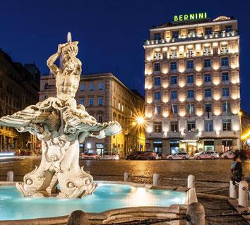 Rom, Bernini Bristol