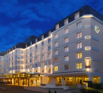 Salzburg, Sheraton Grand Salzburg