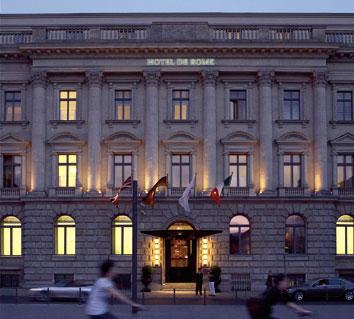 , Hotel de Rome