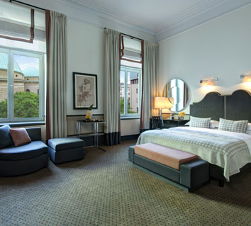 Berlin, Hotel de Rome