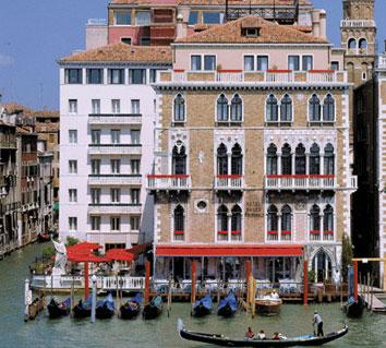Venedig, Bauer Il Palazzo