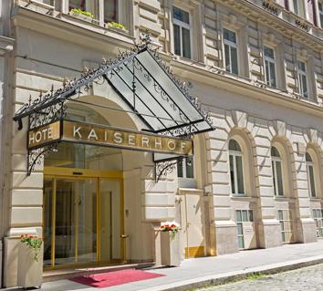 Wien, Kaiserhof Wien