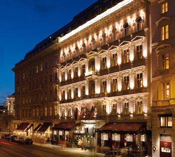 Wien, Sacher