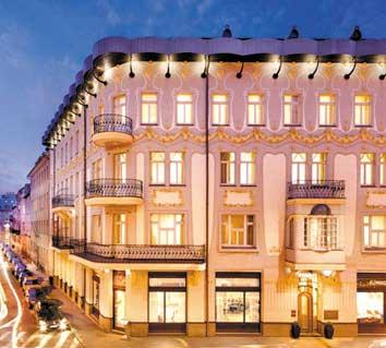Bratislava, Roset Boutique Hotel